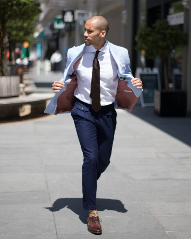 don morphy lifestyle suit
